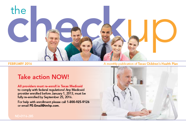TheCheckup-Newsletter_FEBRUARY_2016-612x406