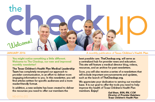 TheCheckup-Newsletter_JANUARY_2016-612x405