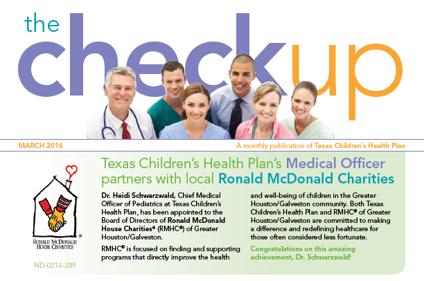 TheCheckup-Newsletter_MARCH_2016-612x406